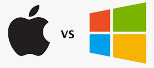 Apple vs Microsoft